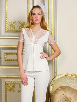 Комплект: блуза и брюки | 3763156