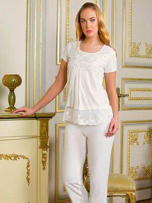 Комплект: блуза и брюки | 3763160