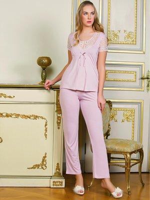 Комплект: блуза и брюки | 3763161