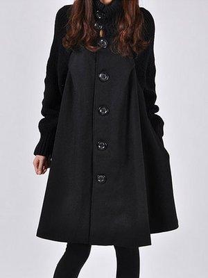 Пальто чорне | 3765009