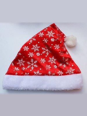 Різдвяна шапочка з візерунком | 3765769