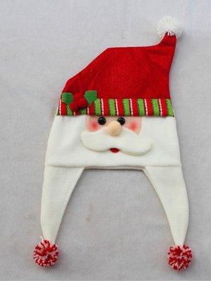 Рождественская карнавальная шапочка «Санта» | 3765783
