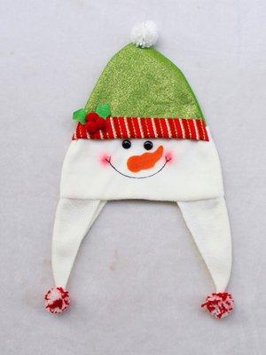 Рождественская карнавальная шапочка «Снеговик» | 3765784