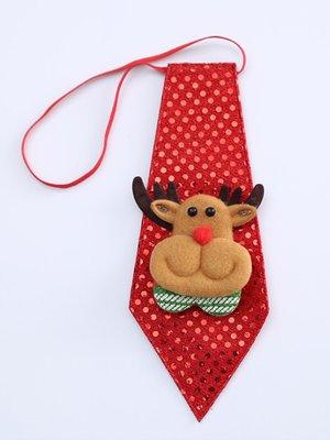 Новорічна краватка «Олень» | 3765822