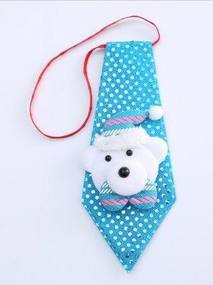 Новорічна краватка «Ведмедик» | 3765823