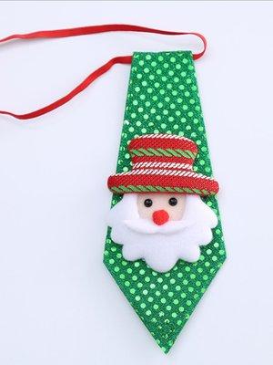 Новорічна краватка «Санта» | 3765824