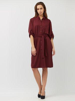 Сукня бордова | 3766063