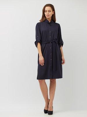 Платье синее | 3766064