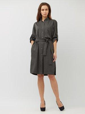 Сукня темно-сіра | 3766066