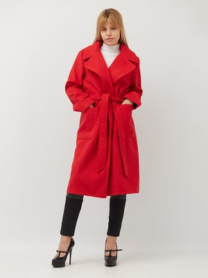 Пальто червоне | 3766079