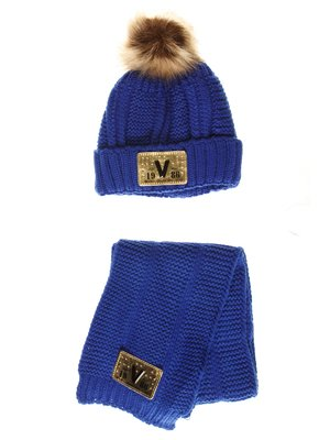 Комплект: шапка та шарф | 3765555