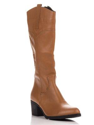Сапоги коричневые | 3674333