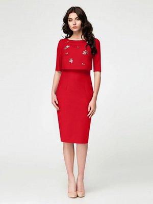 Платье красное | 3770484