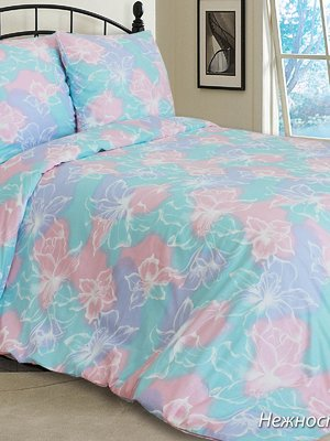 Комплект постельного белья полуторный | 3768341