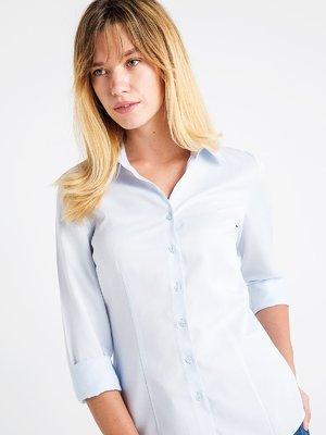 Сорочка блакитна | 3771252