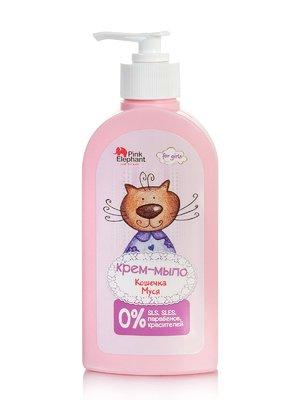 Крем-мыло «Кошечка Муся» детское (250 мл) | 670115