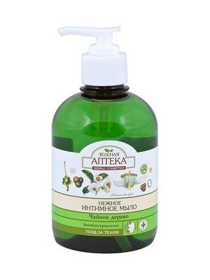 Мыло жидкое для интимной гигиены «Чайное дерево» (370 мл) | 1407060