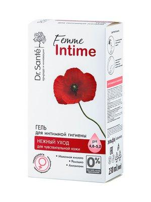 Гель для интимной гигиены для чувствительной кожи «Нежный уход» (230 мл) | 1653762