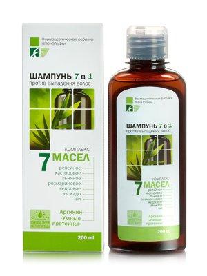 Шампунь «7 олій» 7в1 (200 мл) | 2549017