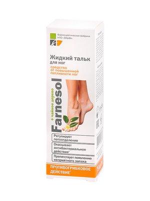 Рідкий тальк для ніг (75 мл) | 2549025
