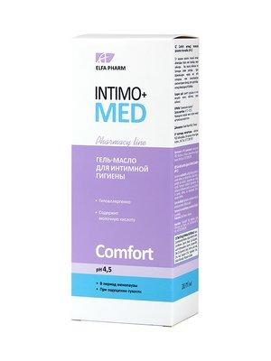 Гель-масло для интимной гигиены Comfort (200 мл) | 2745571