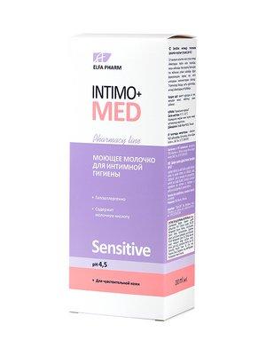 Молочко для интимной гигиены Sensitive (200 мл) | 2745572
