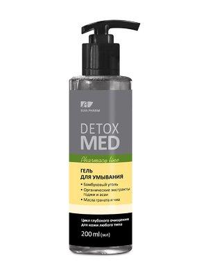 Гель для умывания Detox Med (200 мл) | 2956764