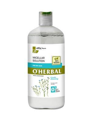 Мицелярный раствор для сухой кожи (500 мл) | 3154500