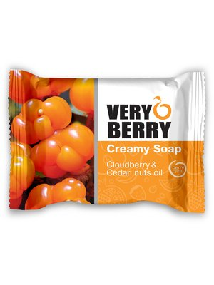 Крем-мило Cloudberry & Cedar nuts oil (100 г) | 3381666