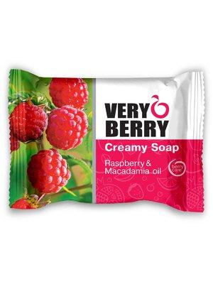 Крем-мыло Raspberry & Macadamia oil (100 г) | 3381670