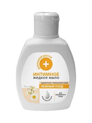 Интимное жидкое мыло «Нежный уход. Ромашка» (200 мл) | 3495085
