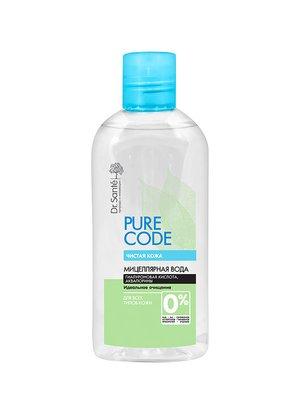 Міцелярна вода Pure Cоde для всіх типів шкіри (200 мл) | 3746581