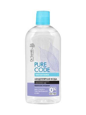 Міцелярна вода Pure Cоde для чутливої і сухої шкіри (500 мл) | 3746584
