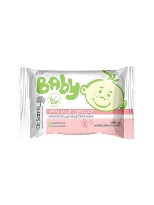 Крем-мыло детское «Овес, оливковое масло» (90 г) | 3746602