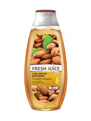 Гель-масло для душа Sweet Almond (400 мл) | 3746611