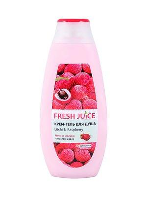 Крем-гель для душу Litchi & Raspberry (400 мл) | 3746616