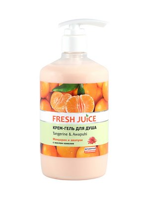 Крем-гель для душу Tangerine & Awapuhi (750 мл) | 3746626