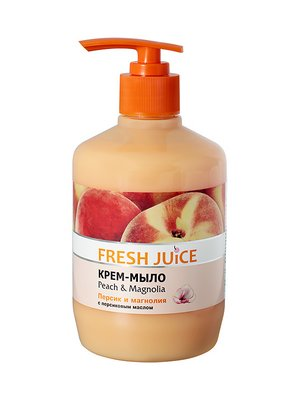 Крем-мыло Peach & Magnolia (460 мл) | 3746640