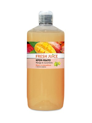 Крем-мыло Mango & Carambola (1000 мл) | 3746643