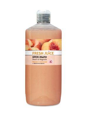Крем-мило Peach & Magnolia (1000 мл) | 3746646