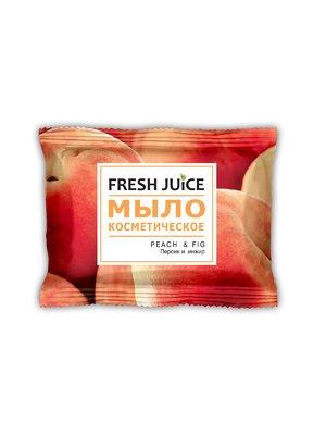 Мило косметичне Peach & Fig (75 г) | 3746657