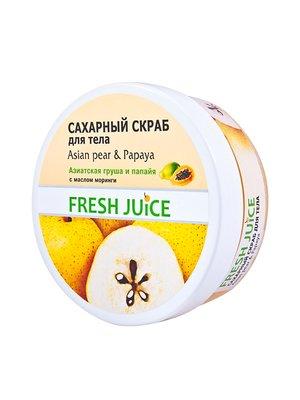 Сахарный скраб для тела Asian Pear & Papaya (225 мл) | 3746669