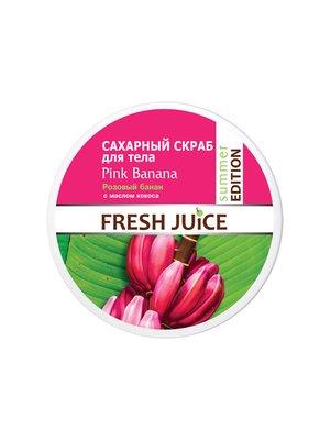Сахарный скраб для тела Pink Banana (225 мл) | 3746671