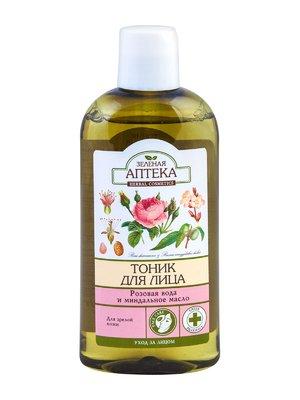 Тоник для зрелой кожи «Розовая вода и миндальное масло» (200 мл) | 3746747