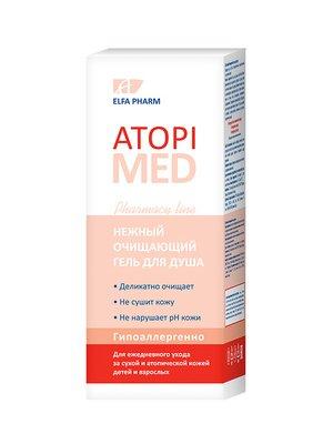 Гель для душу ніжний очищувальний Atopi Med (150 мл) | 3746771