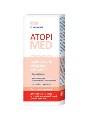 Засіб пом'якшувальний для ванн Atopi Med (150 мл) | 3746774