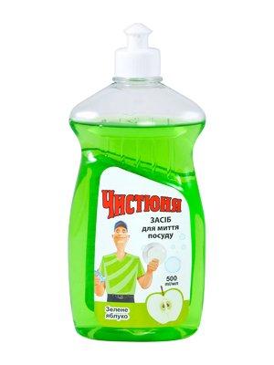 Средство для мытья посуды «Зеленое яблоко» (500 мл)   3746877