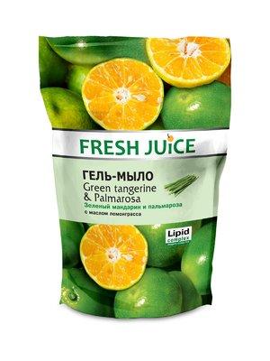 Гель-мило Green Tangerine & Palmarosa (460 мл) — дой-пак | 3746633