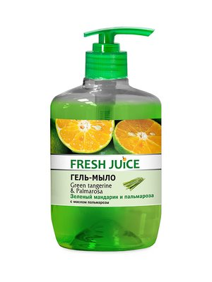 Гель-мыло Green Tangerine & Palmarosa (460 мл) | 3746636