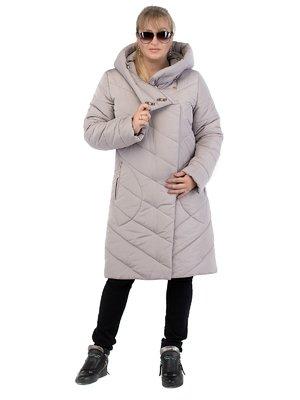 Пальто бежевое | 3750789